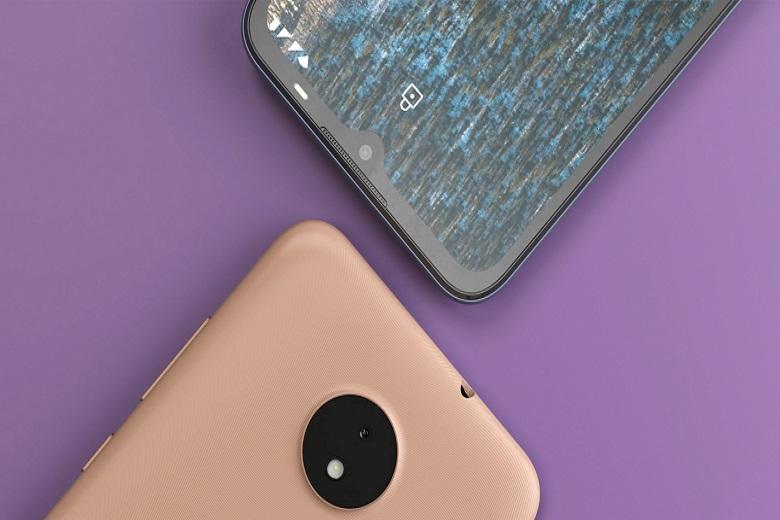 Đánh giá Nokia C20
