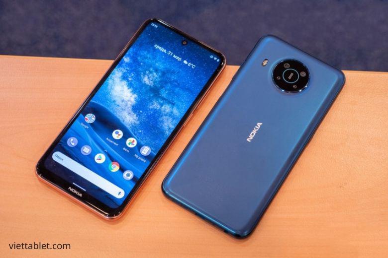 đánh giá Nokia X10 và Nokia X20
