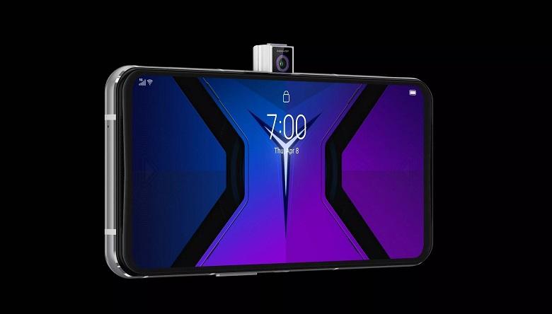 màn hình Lenovo Legion Phone Duel 2