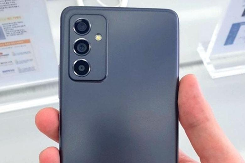 camera Samsung Galaxy A82
