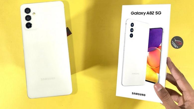 hộp đựng Galaxy A82 5G