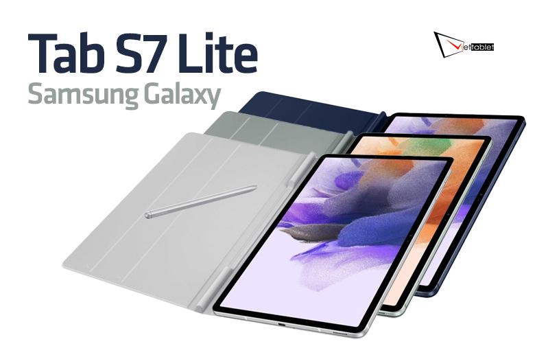 samsung galaxy tab s7 lite có mấy màu?