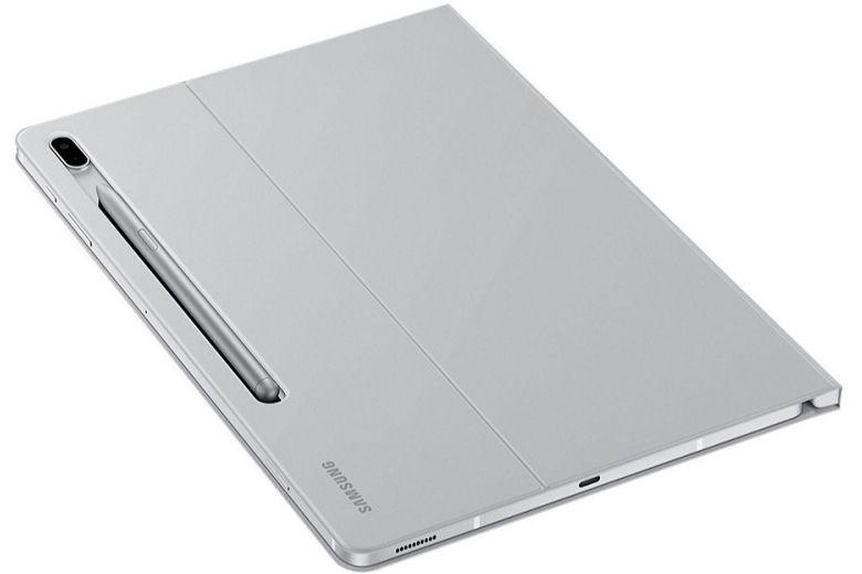 Samsung Galaxy Tab S7 Lite màu bạc