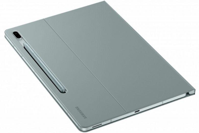 Samsung Galaxy Tab S7 Lite màu xanh lá