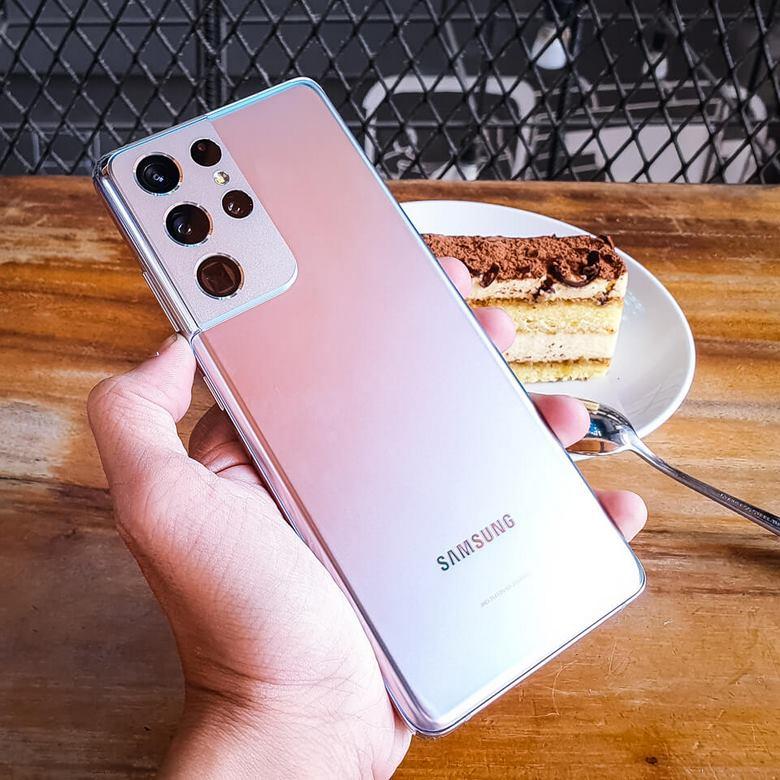 chất ;ượng camera Galaxy S21 Ultra
