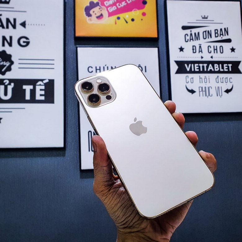 iPhone 12 Pro Max ảnh thực tế