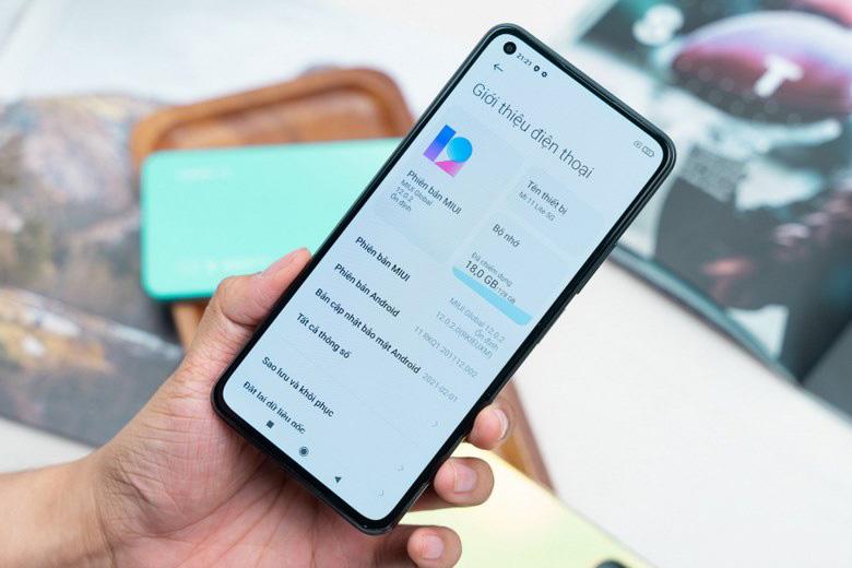 màn hình Xiaomi Mi 11 Lite 4G