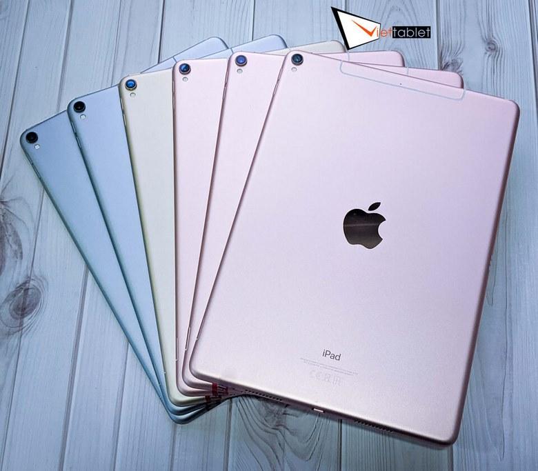 camera iPad Pro 10.5 inch