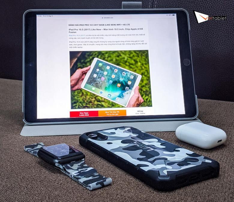 màn hình iPad Pro 10.5 inch