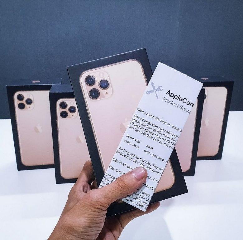 fullbox iPhone 11 Pro