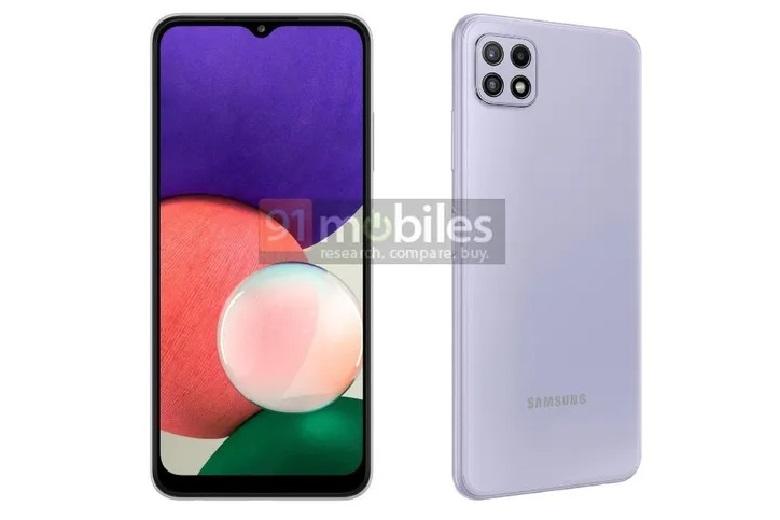Samsung Galaxy A22 khác gì Galaxy A32