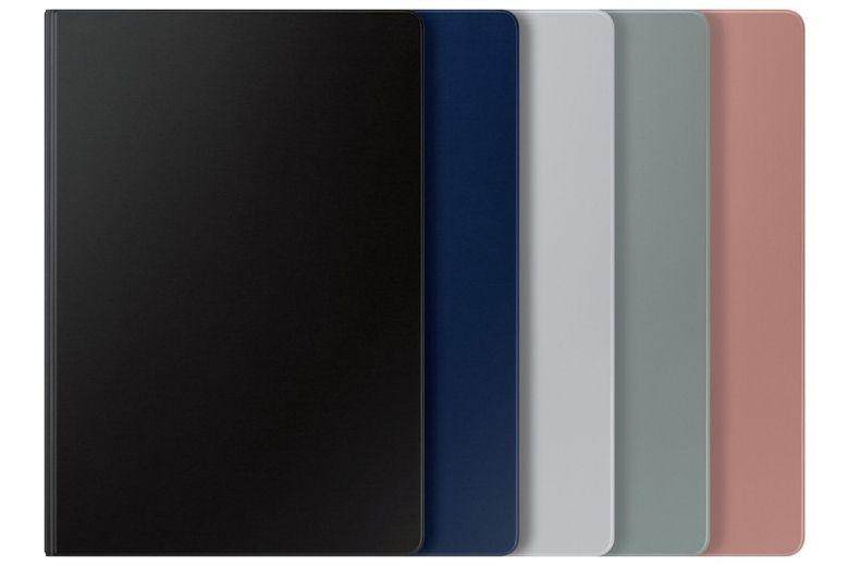 Samsung Galaxy Tab S7 Lite màu sắc