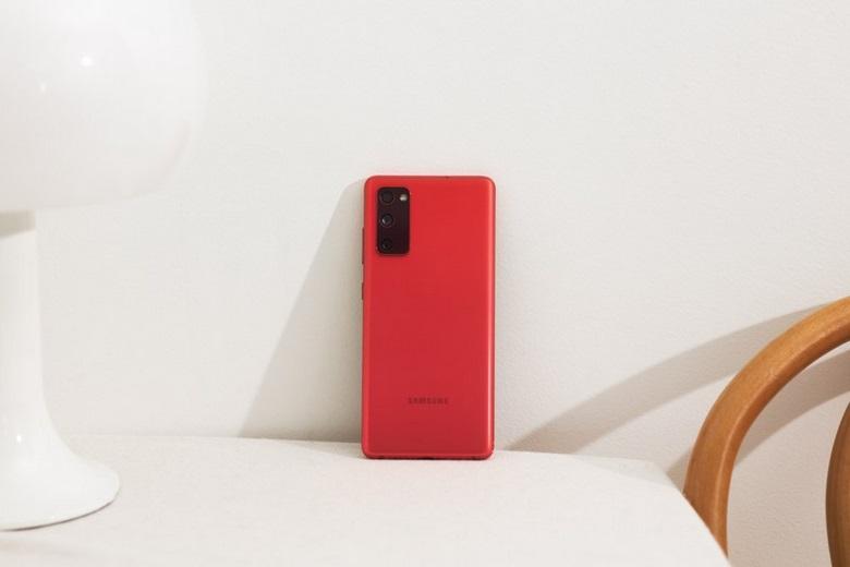 camera Galaxy S20 FE Snapdragon 865