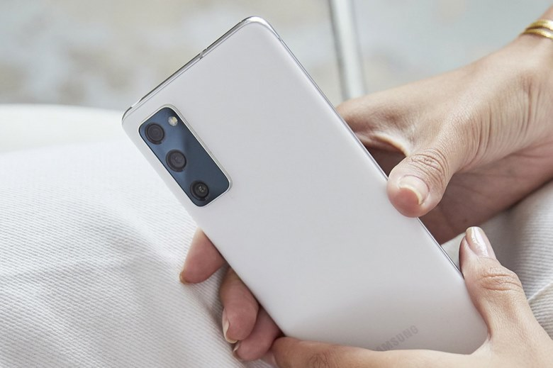 màn hình Galaxy S20 FE Snapdragon 865