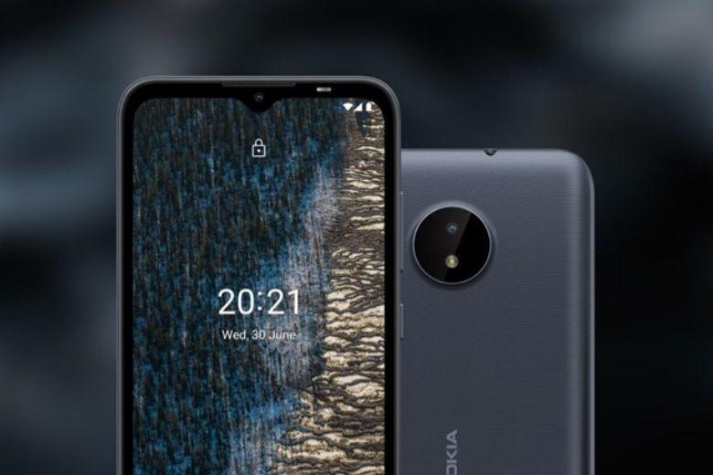 Nokia C30 màn hình