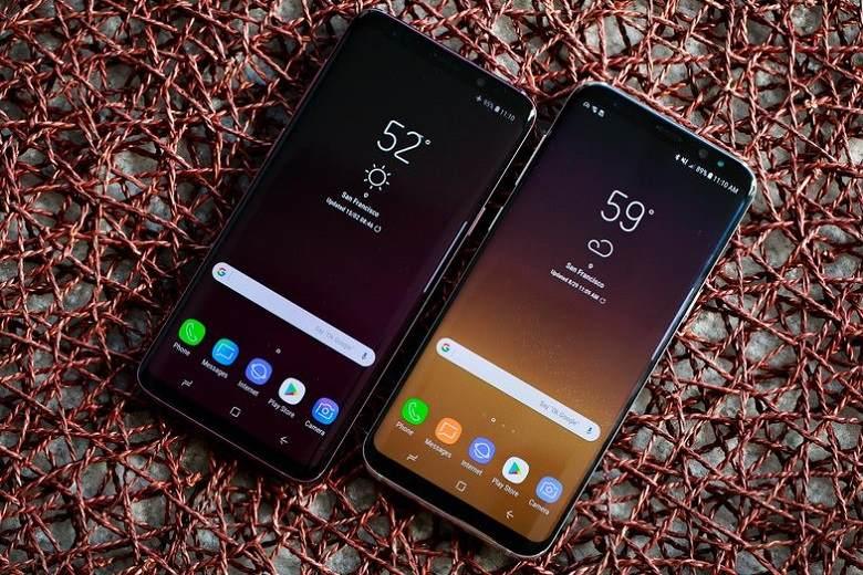 cấu hình Samsung Galaxy S9 Plus