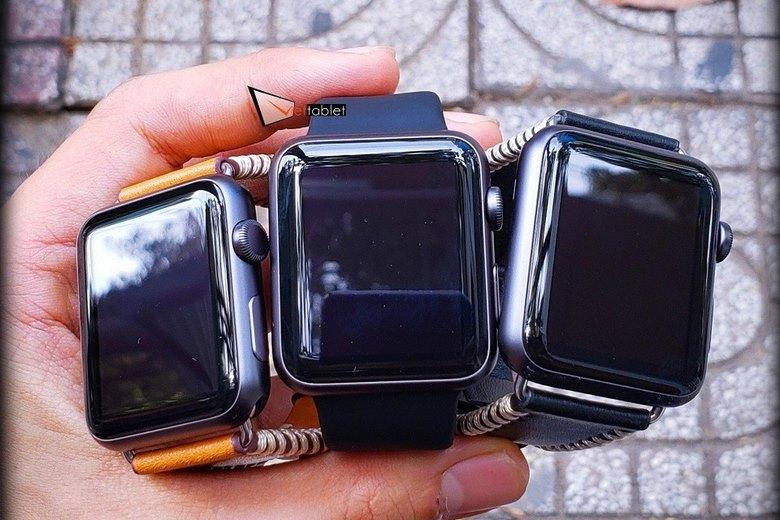 ảnh thực tế Apple Watch Series 4