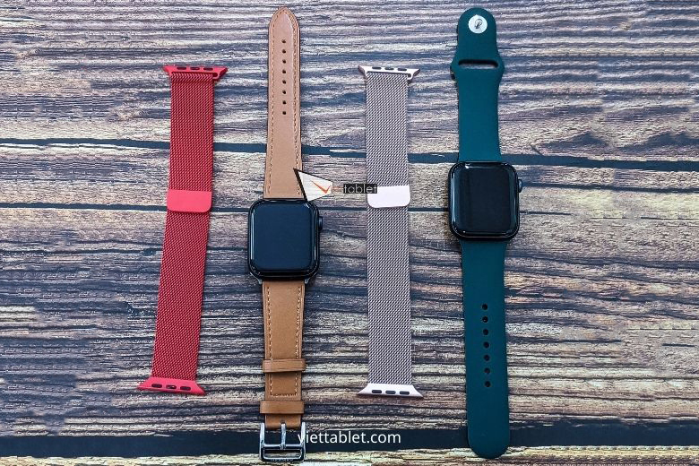 Apple Watch Series 5 giảm giá sốc