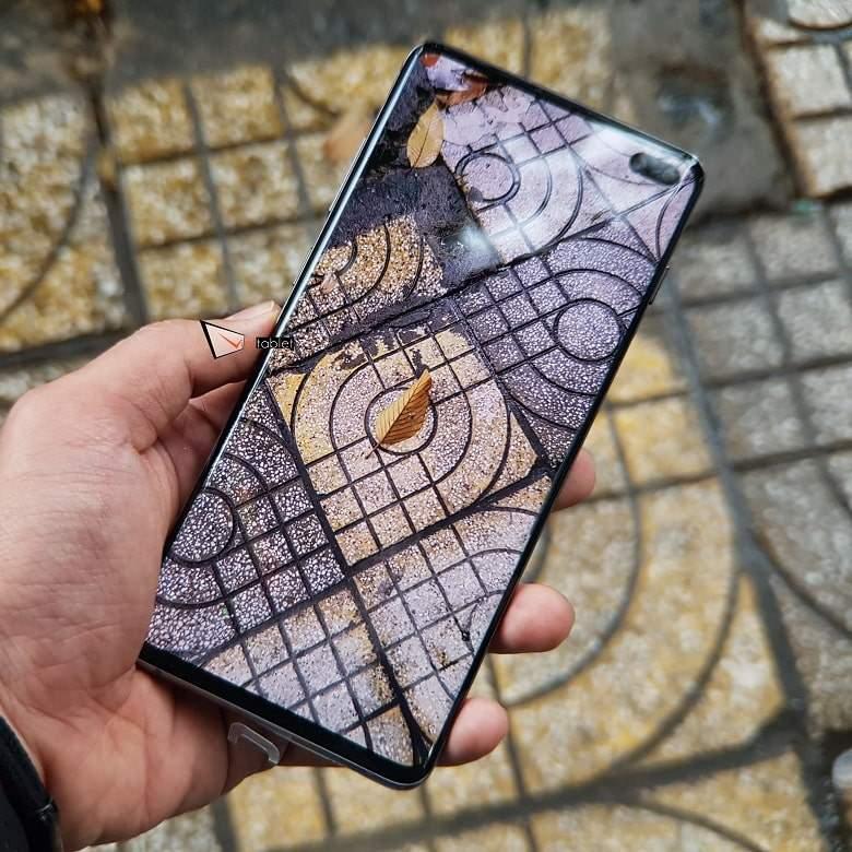 camera Samsung Galaxy S10+