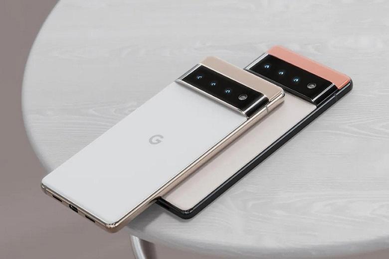 Hình ảnh chính thức của Google Pixel 6 Pro