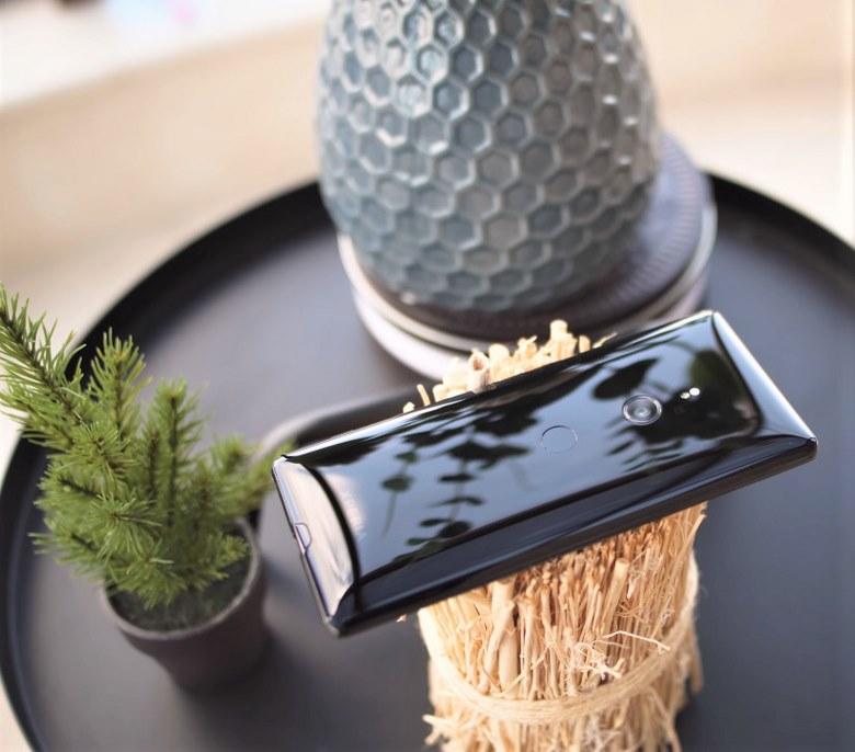 cấu hình Sony Xperia XZ3