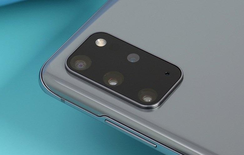 camera Samsung Galaxy S20 Plus chip Mỹ