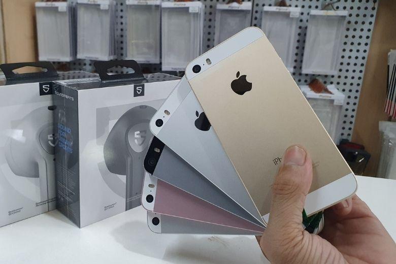 iPhone SE và iPhone 5S tại Viettablet
