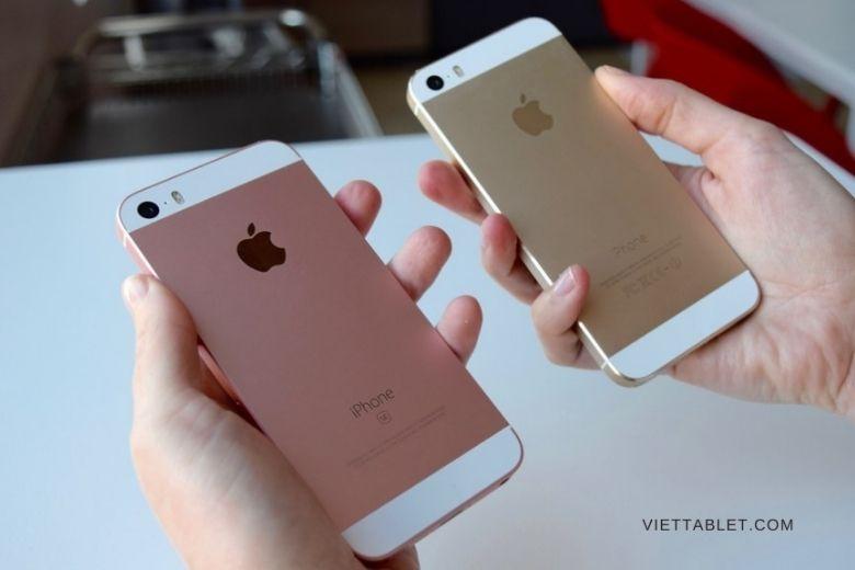 iPhone se và iphone 5s