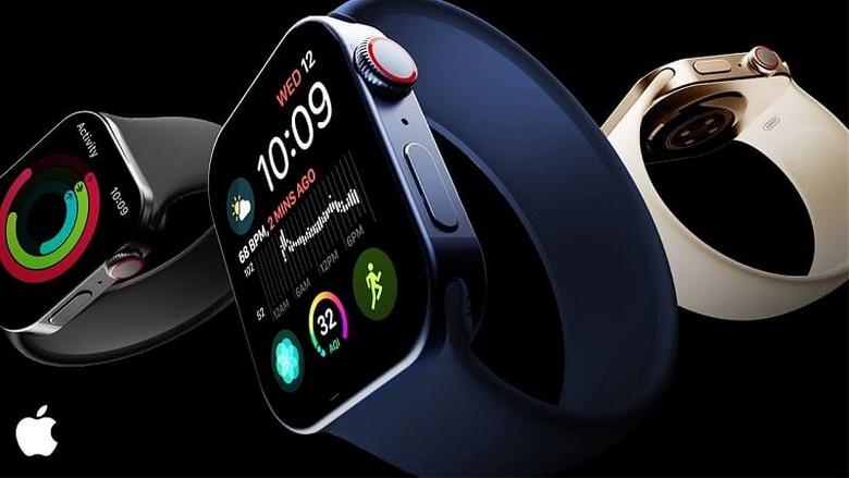 đánh giá Apple Watch Series 7