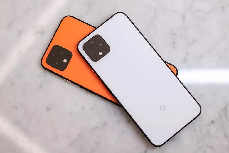 thiết kế google pixel 4xl