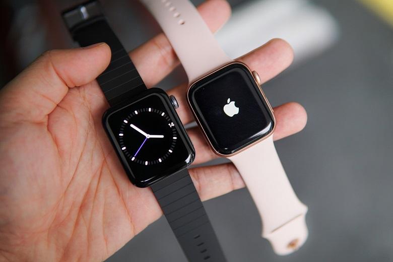 Ngoại hình Apple Watch SE 40mm