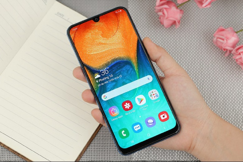 màn hình Samsung Galaxy A12s