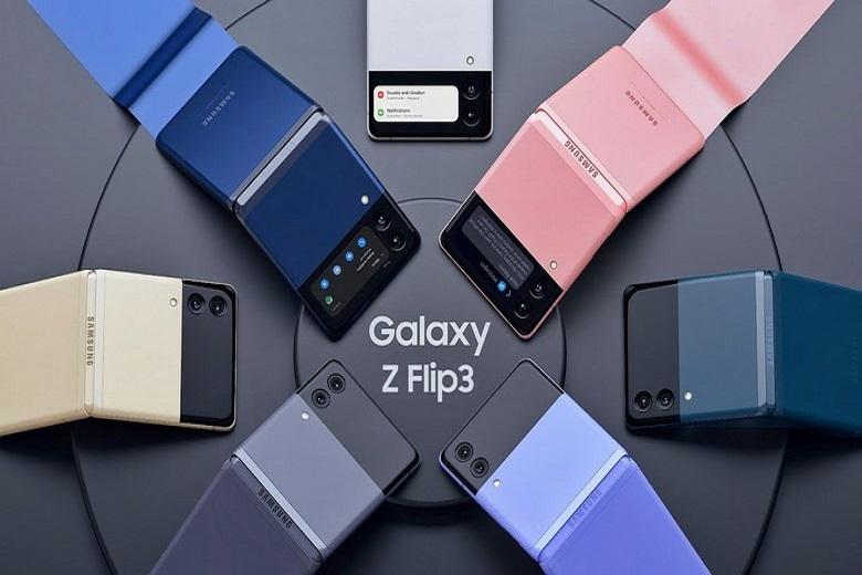 Samsung Galaxy Z Flip 3 hiệu năng