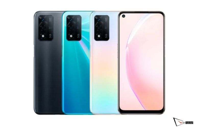 Thiết kế Oppo A93s 5G