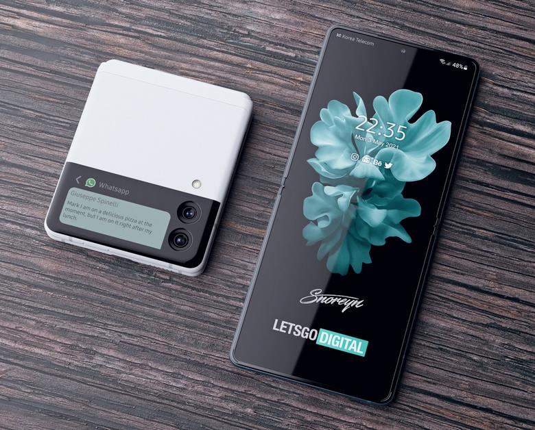 Thông số cấu hình Samsung Galaxy Z Flip 3