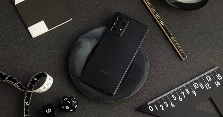 cấu hình Samsung Galaxy A52s