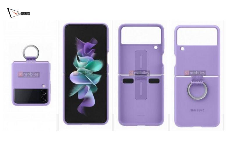 Thiết kế samsung Galaxy Z Flip 3