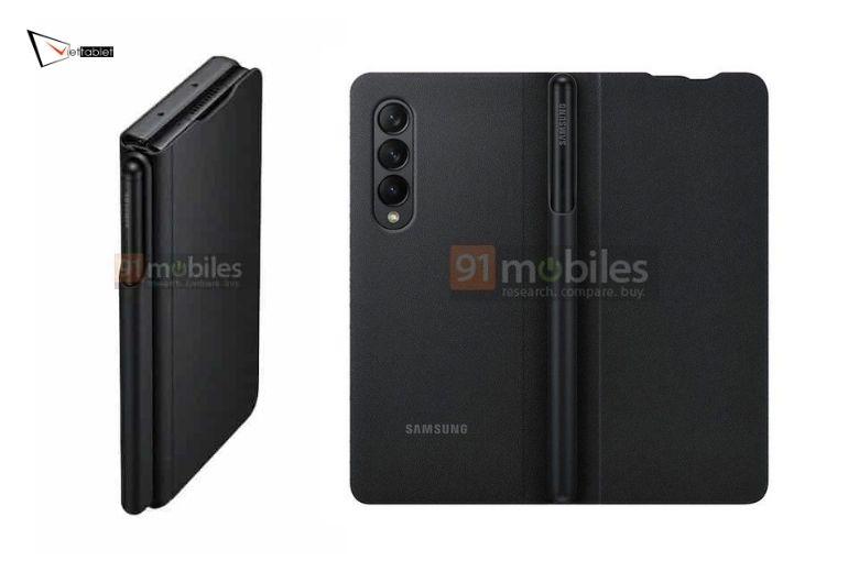 Thiết kế ốp lưng Samsung Galaxy Z Fold 3