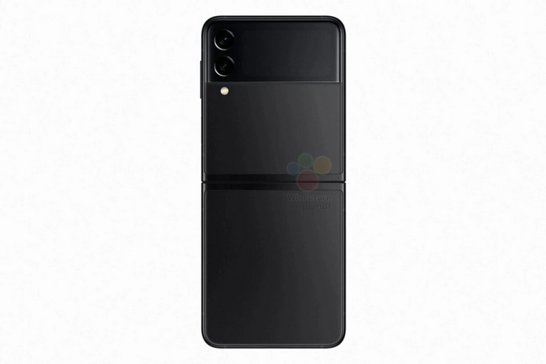 mặt lưng Galaxy Z Flip 3