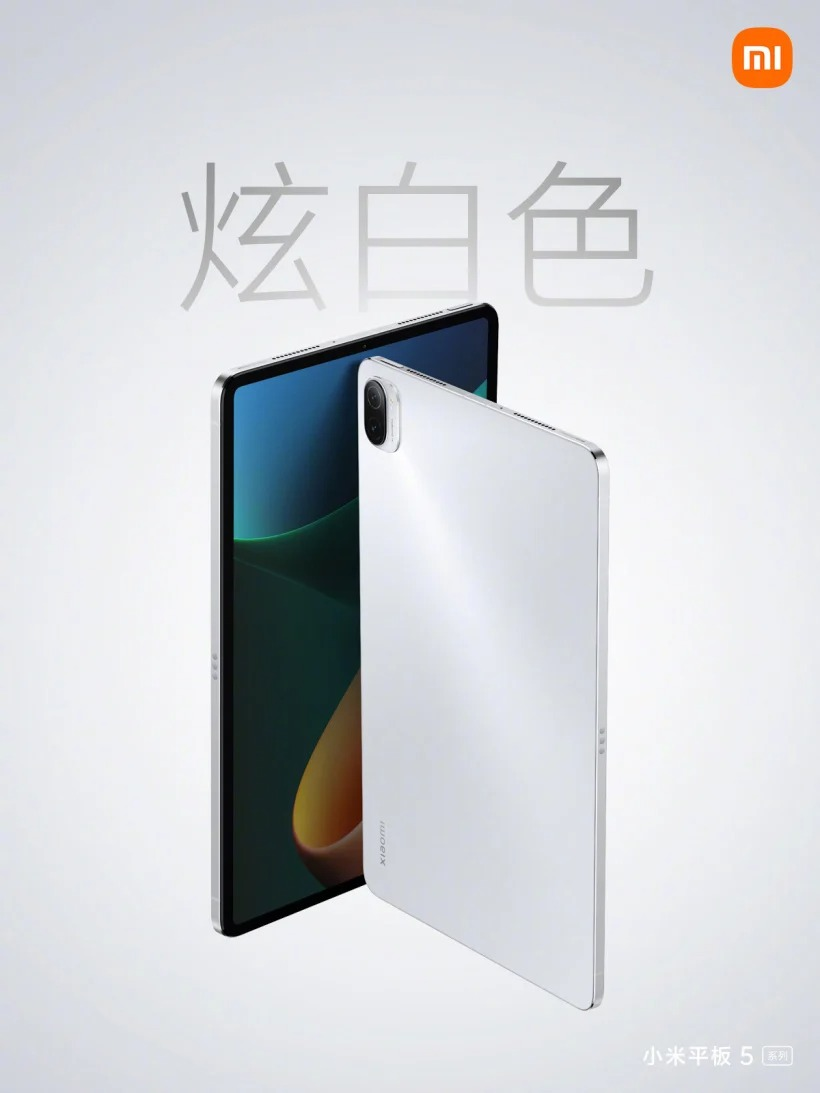 thiết kế  Xiaomi Mi Pad 5