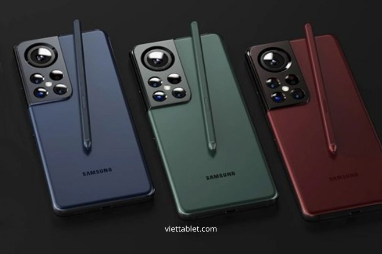 Thông số cấu hình Samsung Galaxy S22 Ultra