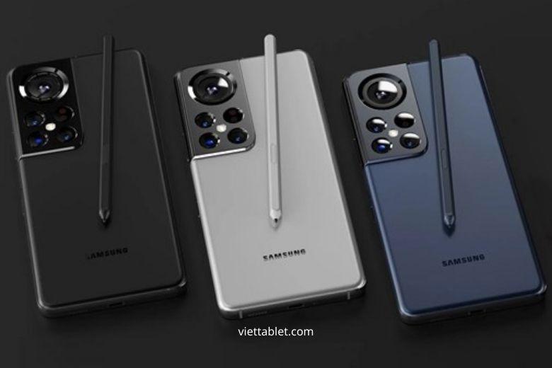 Màu sắc Samsung Galaxy S22 Ultra