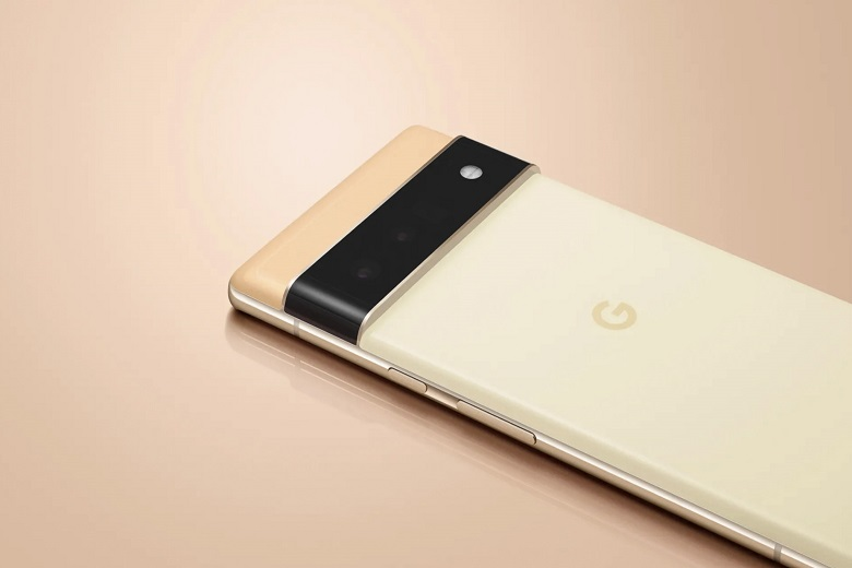 Trên tay Google Pixel 6
