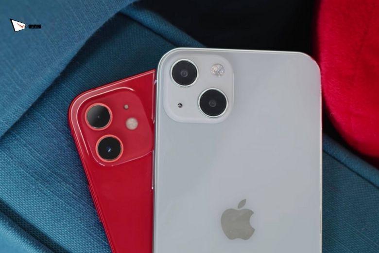 Thiết kế iPhone 13 Mini