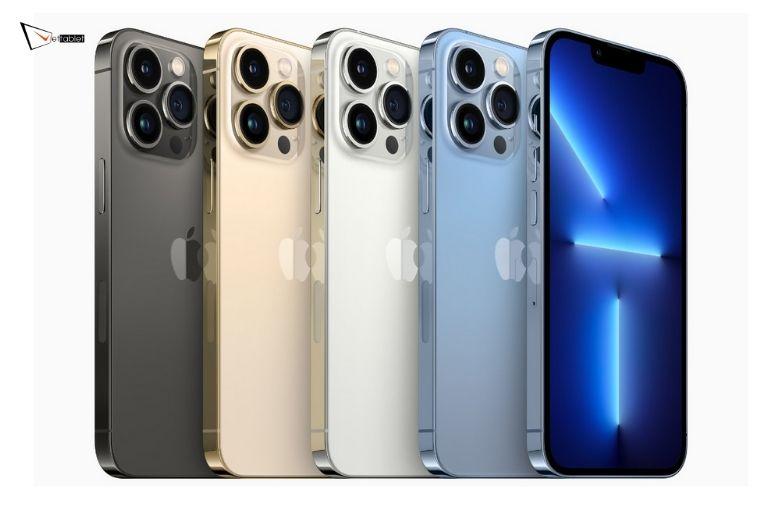 iPhone 13 Pro và 13 Pro Max ra mắt