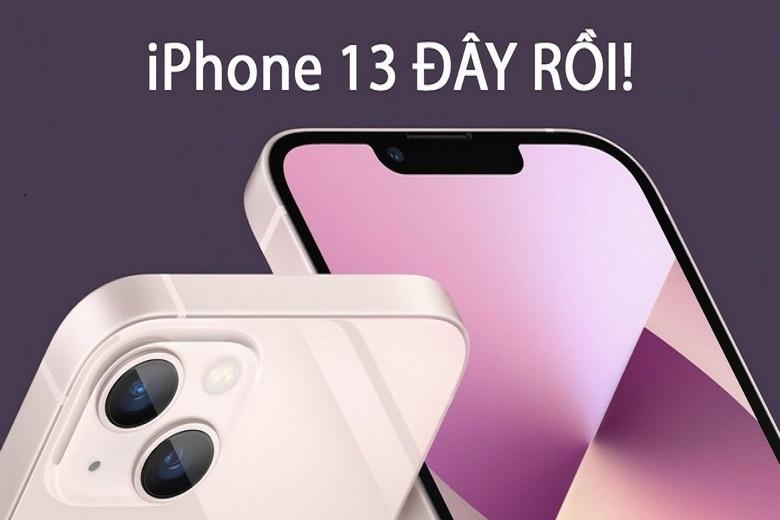 iPhone 13 Series dùng chip gì?
