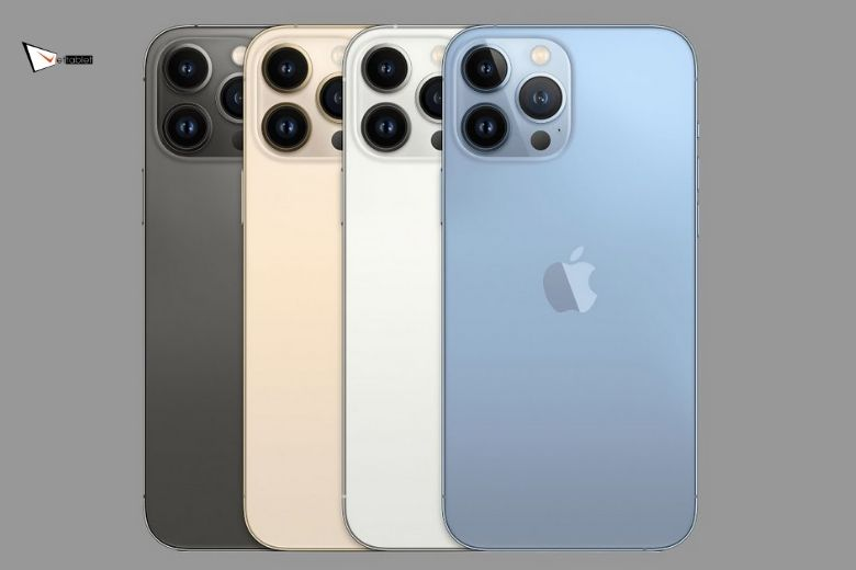 màu sắc iPhone 13 Pro Max