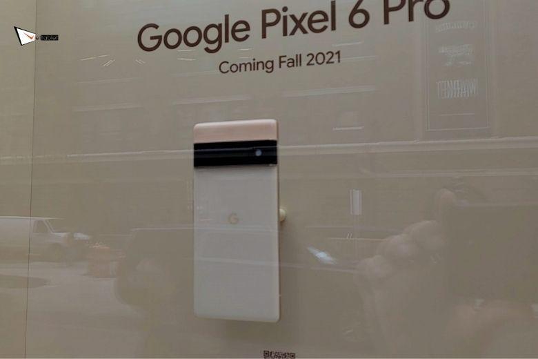 Thiết kế Google Pixel 6 Pro