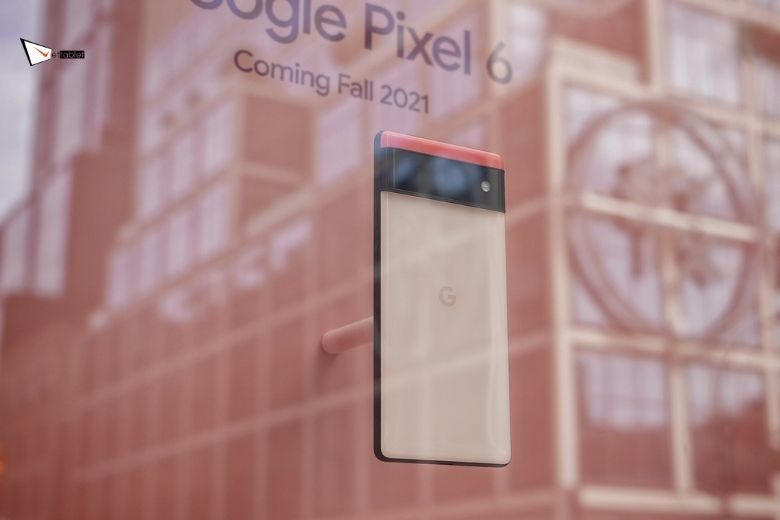 Thiết kế Google Pixel 6