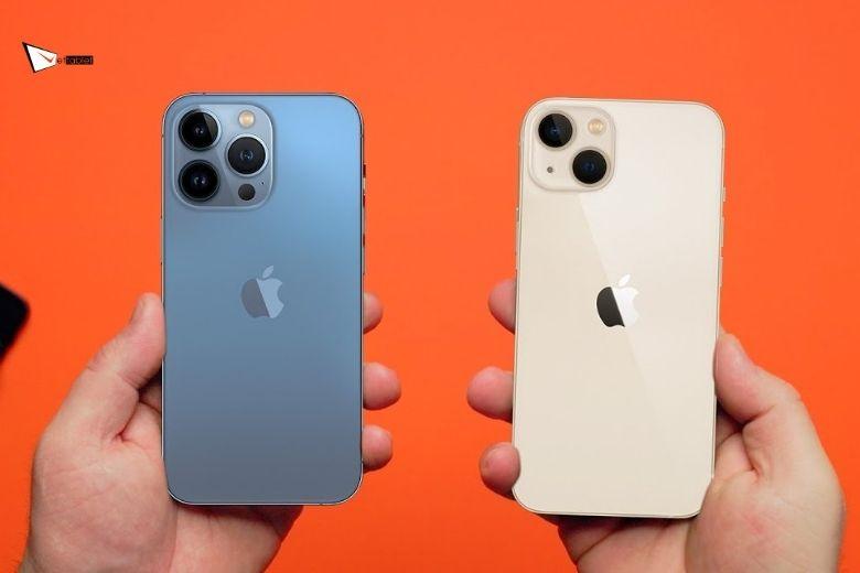 hình ảnh thực tế iPhone 13/ 13 Mini/ 13 Pro/ 13 Pro Max